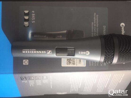 Sennheiser Microphone e835S