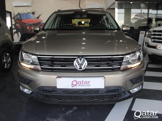 Volkswagen Tiguan 2.0 TSI 2017