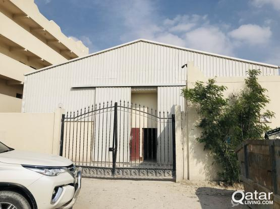 Chemical Store for rent - 500sqmr