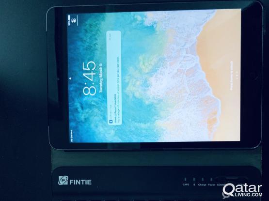 IPad mini 4 16gb 4g for sale WITH BLUETOOTH KEYBOARD
