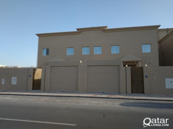 Brand new villa in Al thumama only for one single family