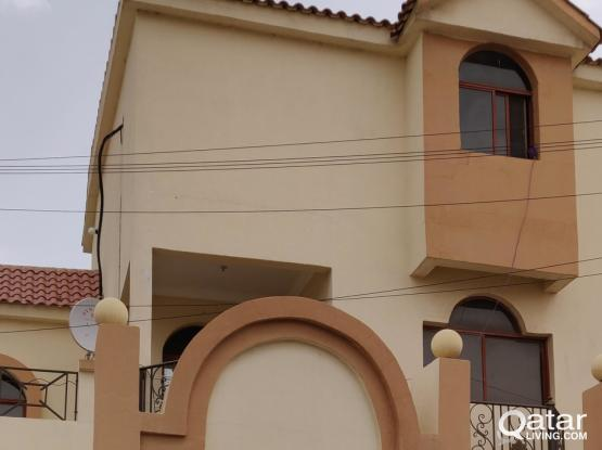 VILLA PORTION 2 BHK AVAILABLE AT AL HILAL (BEHIND AL EMADI FINANCIAL SQUARE)
