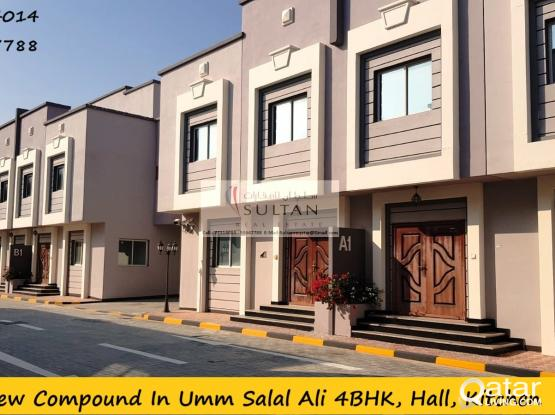 Brand New Compound in Umm Salal ali 1 month free