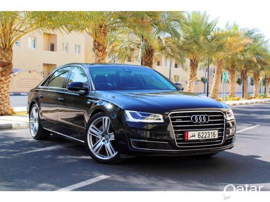 Audi A8 4.2 T 2015