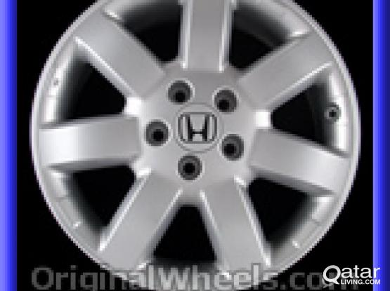 Honda CR-V Original Stock Rims for 2007-2011 model