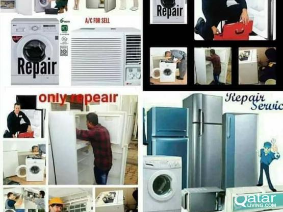 Washing matching and fridge repair call me70697610