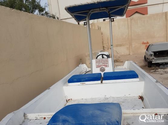 20ft boat 85 Yamaha