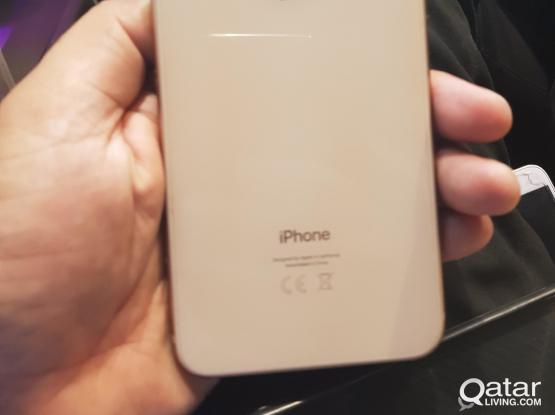 Apple I phone 8 plus 64 GB