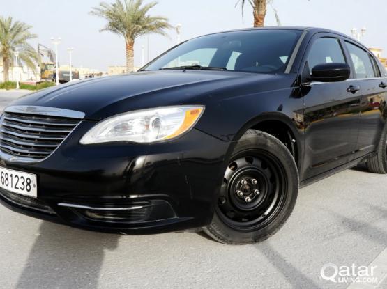 Chrysler 200C 2013