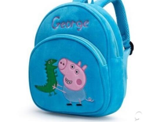 Peppa & George pig backpack