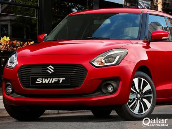 2019  MODEL 0 KM SUZUKI SWIFT AND DZIRE CARS FOR RENT CALL-50399151/66502475/44182020