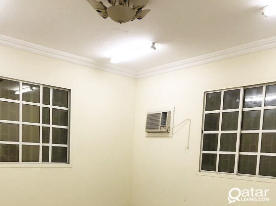 PROMOTION: Un-Furnished 1-Bedroom Villa Apartment in Gharrafa