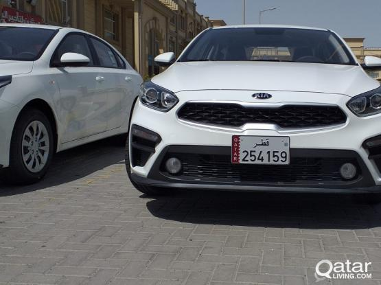 KIA CERATO 2019 MODEL MONTHLY OFFER -CALL 50399151/44182020