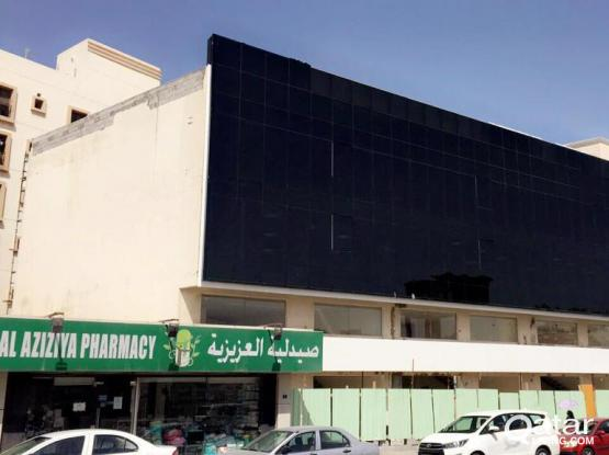 محلات تجاريه جديده للإيجار -Brand New commercial Shop for Rent in Al Muntazah