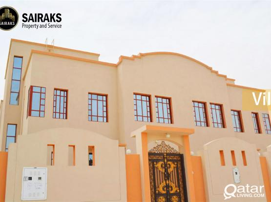 Stylish Villa Available For Rent In Ain Khalid