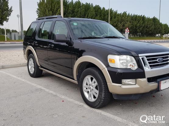 Ford Explorer Limited 2009