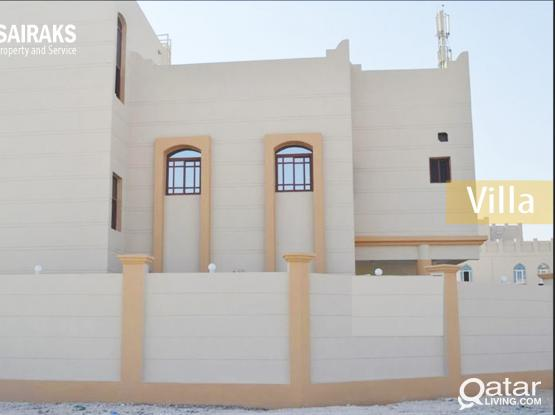 Spacious Villa Available For Rent In Al Kheesa