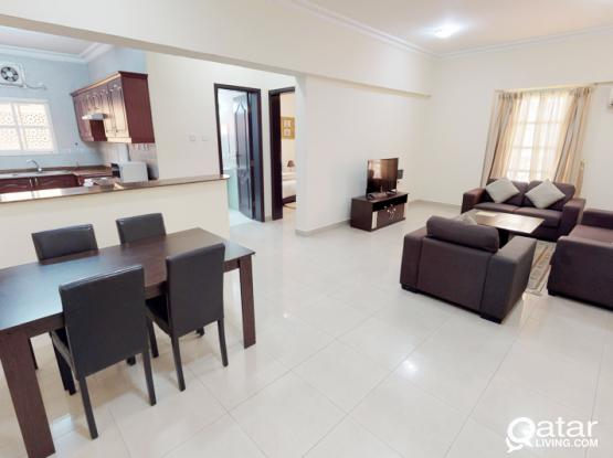 No Commission - One Bedroom in the Center Of Doha