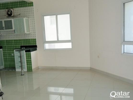 UNFURNISHED 1 bhk apartment  at umm ghwalina