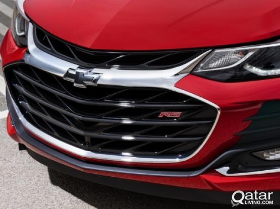 Chevrolet Cruze/Kia cerato 2017/2016 Model For Rent Call: 44152020/30177928(WhatsApp)