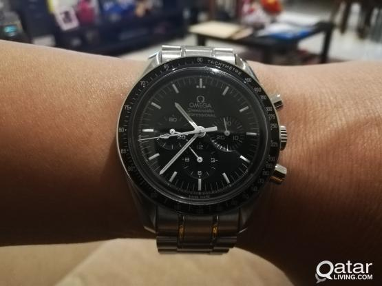 Omega Speedmaster Moonwatch  REDUCED PRICE