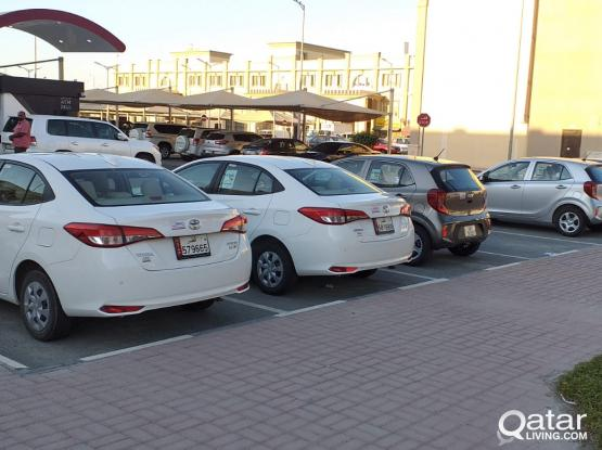 0 KM CARS FOR RENT 2019 MODEL CALL-50399151