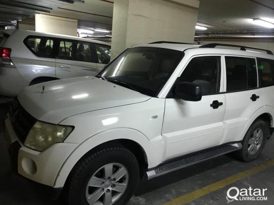 Mitsubishi Pajero 3.0L 2008