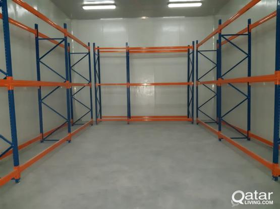 Approved food stores for rent in Industrial Area, including utilities