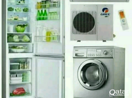 AC.FRIDGE & WASHING MACHINE REPEAR.31351653.