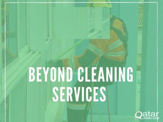 Cleaner Provider in Qatar