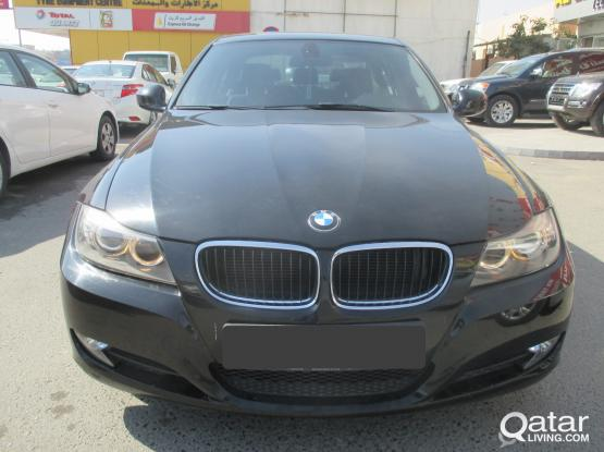 BMW 3-Series 316 i 2011