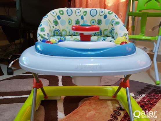 Baby walker (junior)
