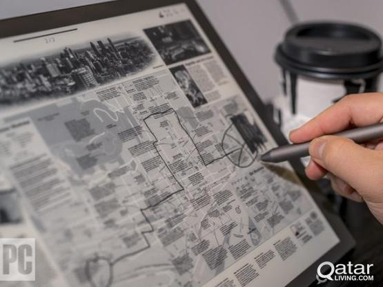 """Sony DPT-RP1/B 13"""" Digital Paper with Compact Design Cover"""