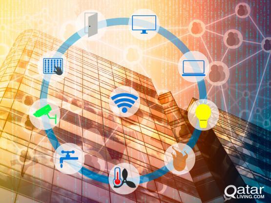 BAS أنظمة أتمتة المباني Building Automation Systems