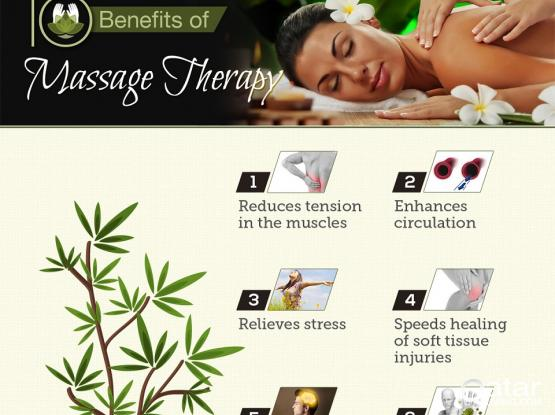 10 Benefits of Massage Therapy for Healthy Life