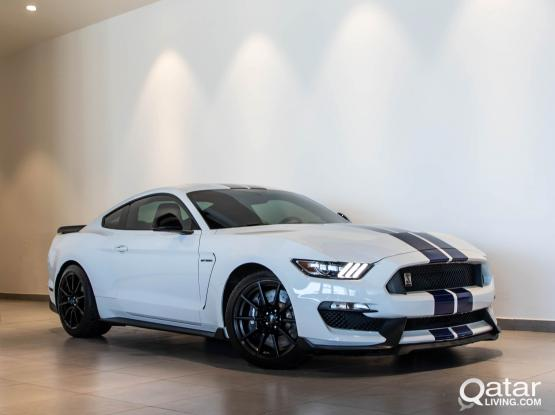 Ford Mustang Shelby 2016