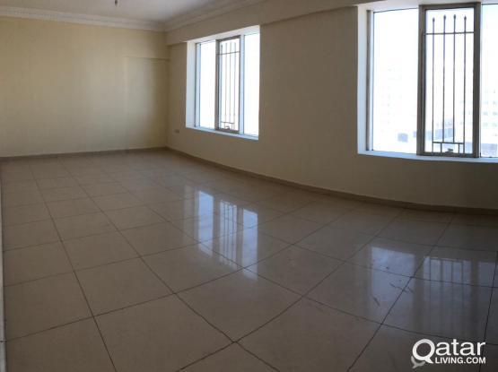 FOR RENT : A spacious new  3bhk apartment at Muntazah