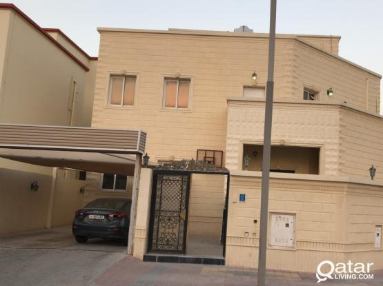 Brand New Type One Bedroom villa apartment available at Al Thumama Near Al Emadi Masjid