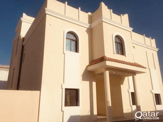 Brand New and Spacious One Bedroom Villa apartment available at Abu Hamour Opp : Dar Al Salam Mall