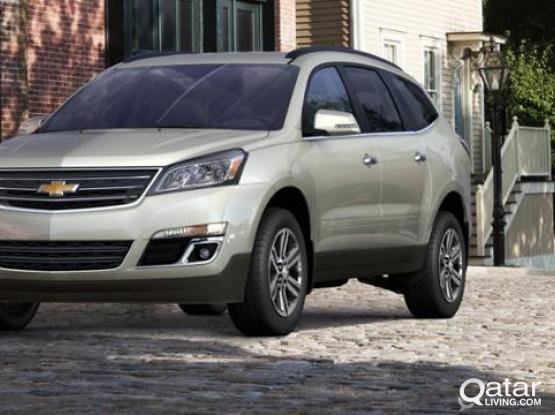 Chevrolet Captiva @2600 Per Month : 44152020/30177928(WhatsApp)
