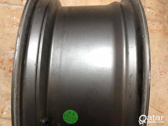 Alloy wheels and long carwash hose pipe with motor for sale