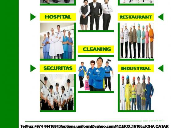 Ultimate Uniforms Solution Fabrics and Tailoring