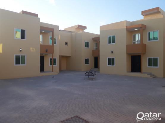 6 New Villas Compound In Al Khor For family
