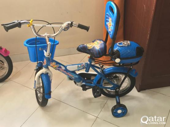 Kids Bicycle for Sale (Blue color)