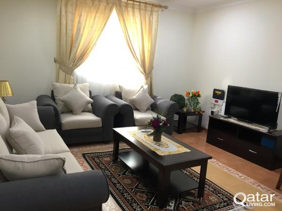 (*NO COMMISSION*) SPACIOUS 2BHK WITH GYM, WIFI, IN OLD SALATHA