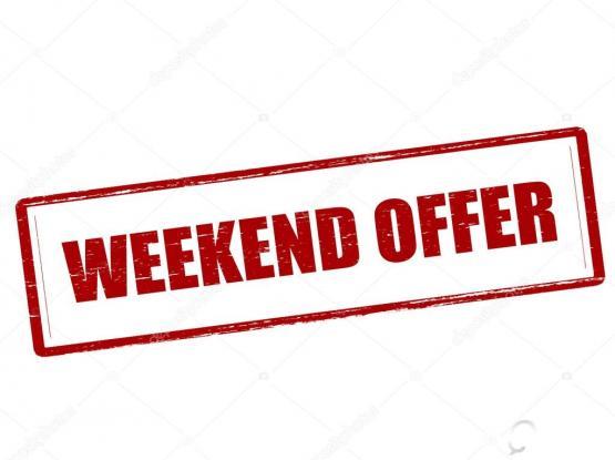 !! Weekend Big Offer !! Call Us Now : 44152020/30177928(WhatsApp)