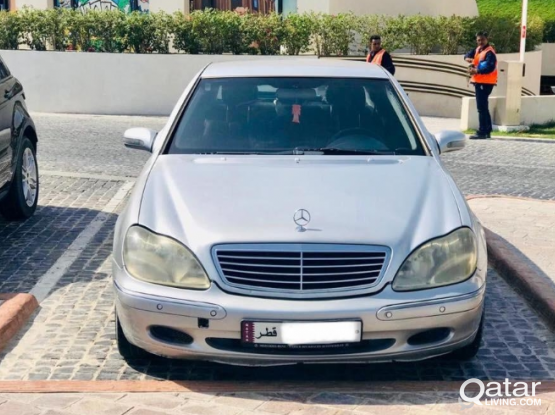 Mercedes S 350 2001