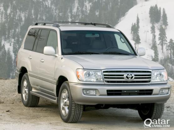 Toyota Land Cruiser GXR 2006