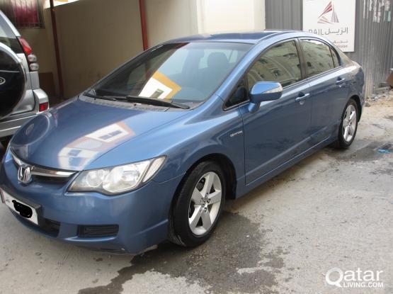 Honda Civic EX-L 2007