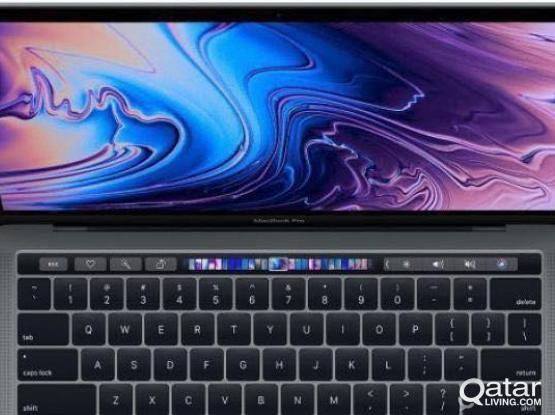 Apple Macbook Pro 13' touch bar  touch id 2018